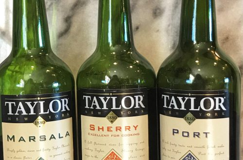 Fortified Wines in my Pantry Marsala, port, sherry, vermouth