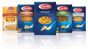 Barilla pasta products