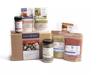 Italian Flavors from Savory Spice