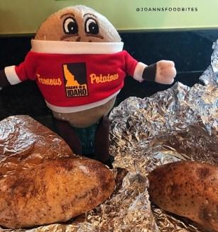 Baked potato with Spuddy Buddy