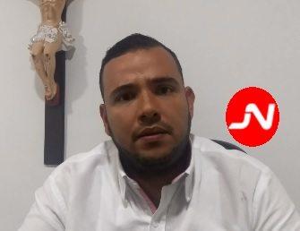 Andrés Alejandro Rodríguez Lozano personero municipal de Aguachica