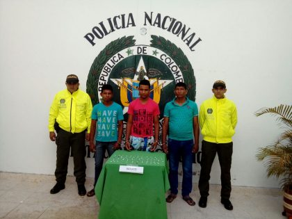 ALEXANDER OLASCAGUA CARDOZO - BLADIMIR CARDOZO GALVIS - EDUARDO CARDOZO BENÍTEZ