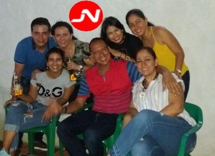 Carolina Ropero - Mary luz Pérez - nelvis Karolina Torres - Juan Carlos mantilla - Héctor Manuel rojas