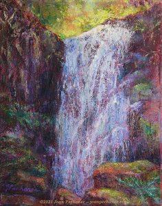Morning Light ~ Oil Painting on Canvas ~ 11 x 14 unframed ~ 16 x 19 framed ~ $325