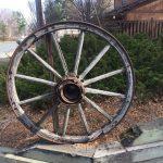 The Wagon Wheel Mystery Fun Living