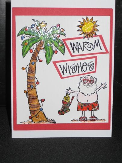 handmadechristmascardwithstampinupstamps