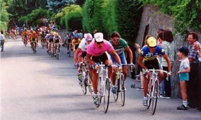 ciclista español Miguel Indurain JoanSeguidor