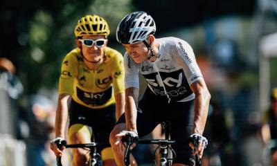 Tour - Geraint y Froome JoanSeguidor