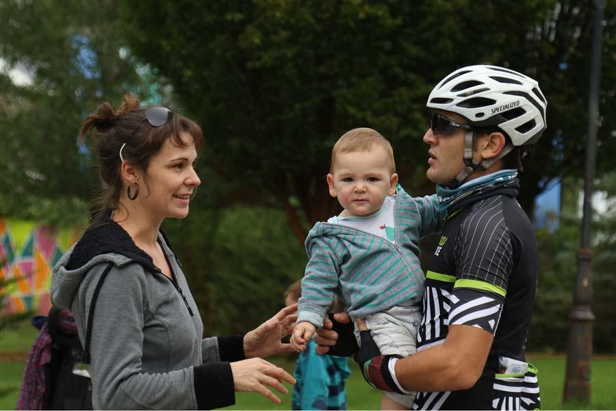 La Cerdanya Cycle - ciclismo en familia JoanSeguidor
