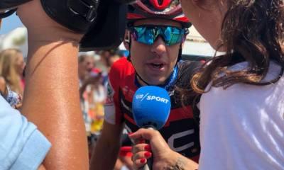 La Vuelta - Richie Porte JoanSeguidor