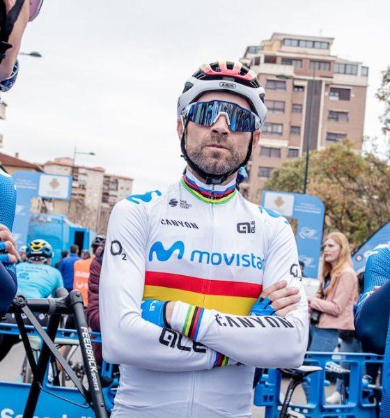 Alejandro Valverde Tour