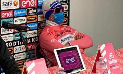 Giro Italia Almeida