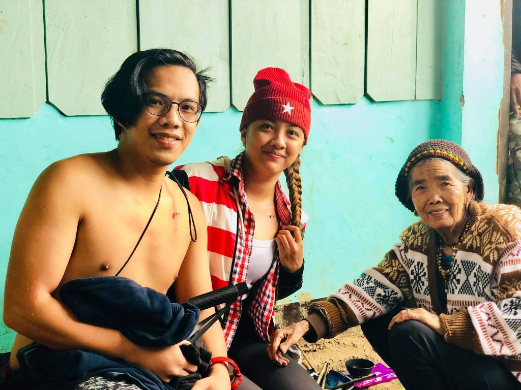 meeting apo whang od in buscalan