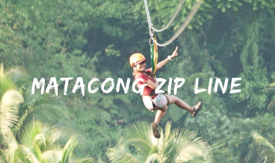 Longest Zip Line in Bicol: Matacong Zip Line