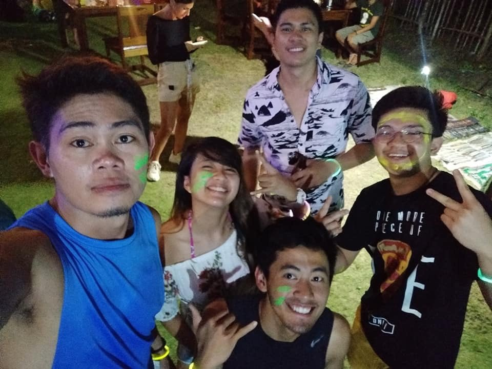 night life in siargao