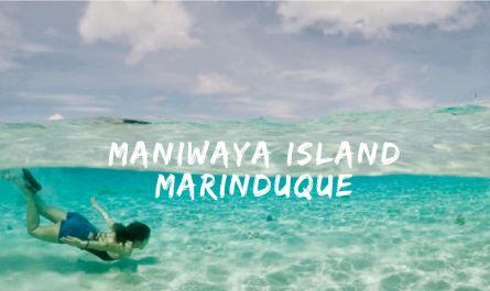 maniwaya island marinduque