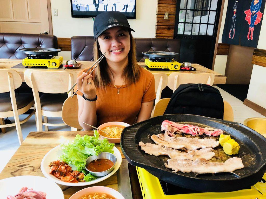 Samgyeop Pocha korean restaurant samgyupsal