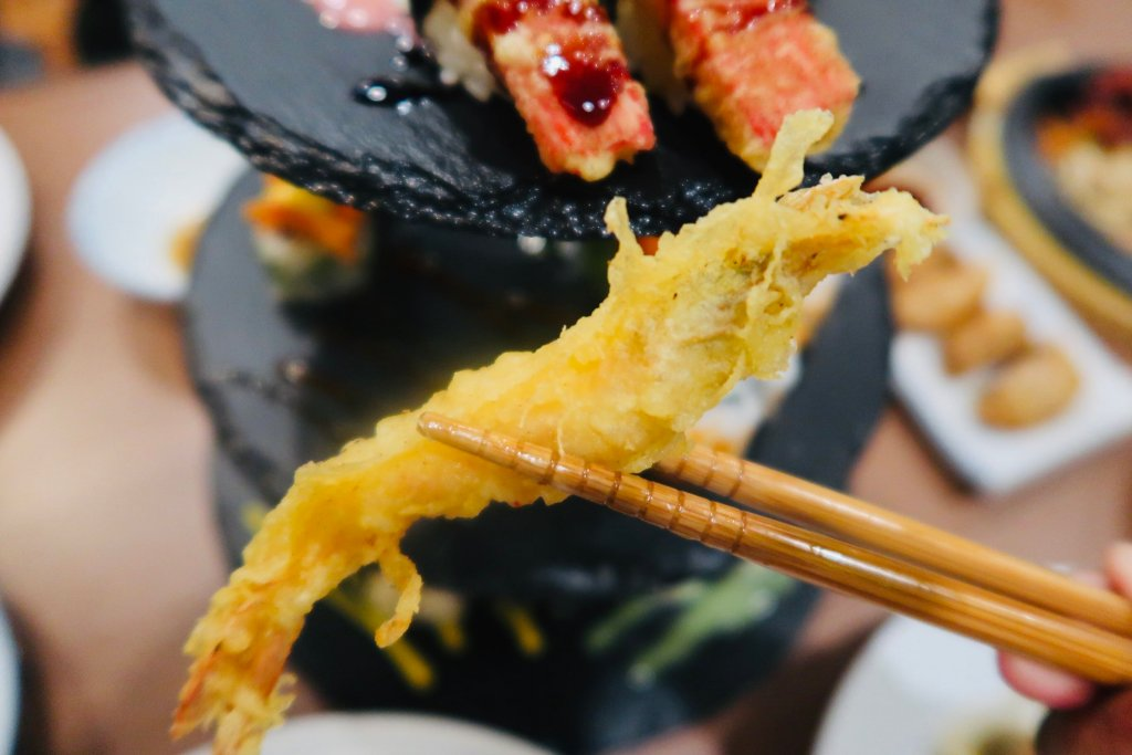 Hodai Restaurant tempura