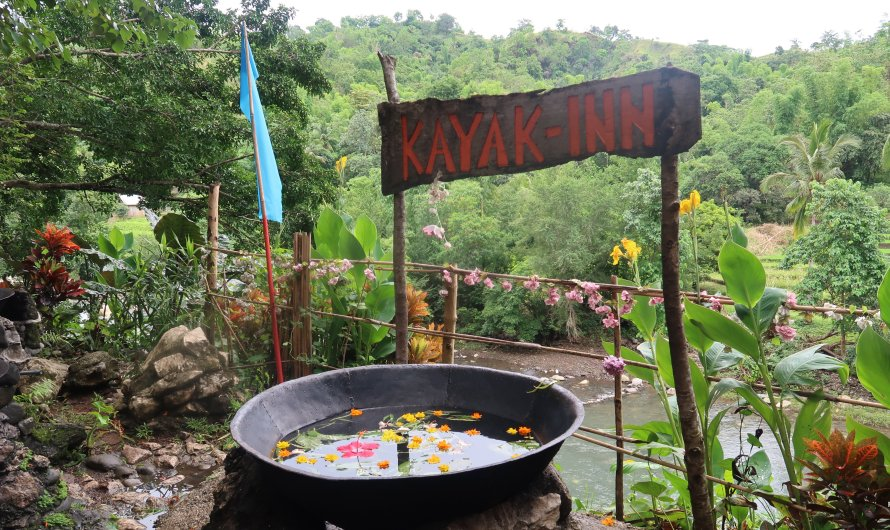 Kayak Inn: An Eco-Friendly Getaway in Tibiao Antique