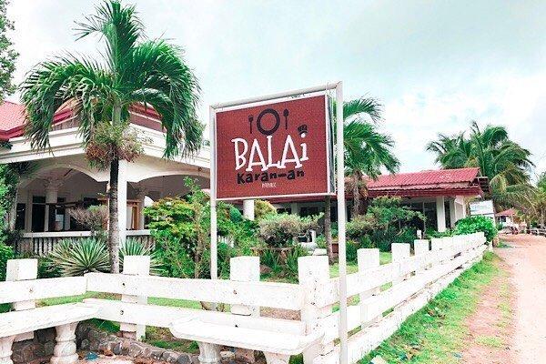 where to eat in Carabao Island