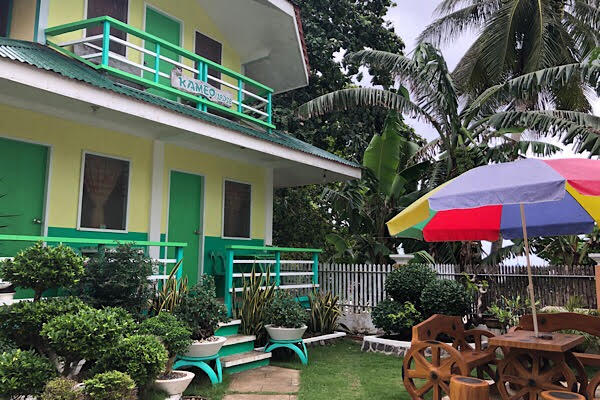 kameo lodge carabao island