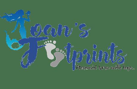 joan's footprints