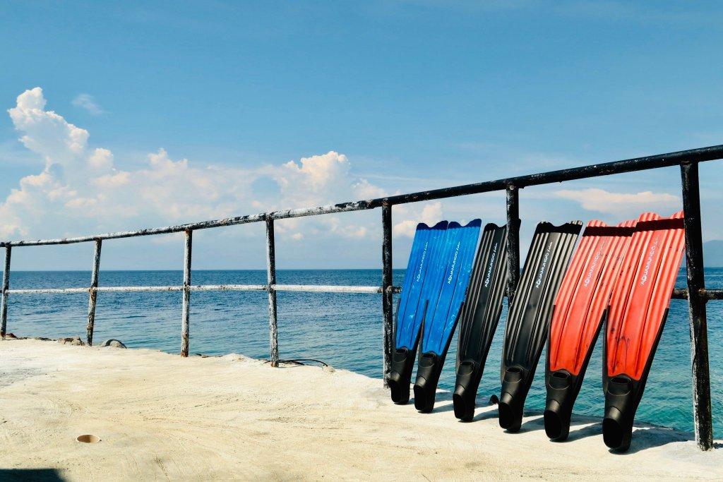aquamundo freediving fins