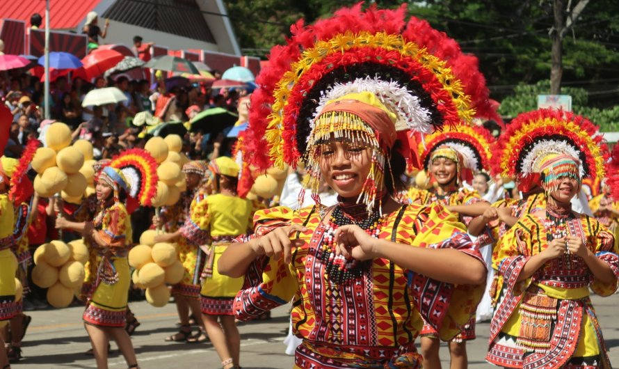 Camiguingnons Celebrates its 40th Lanzones Festival in Camiguin