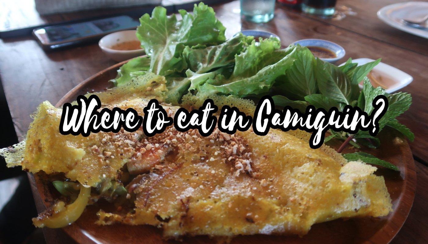 best restaurants in camiguin
