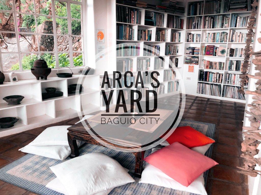 arca's yard
