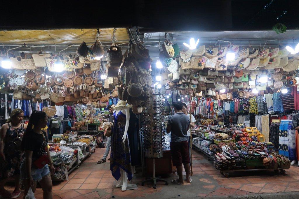 Pub Street and Night Market in Siem Reap