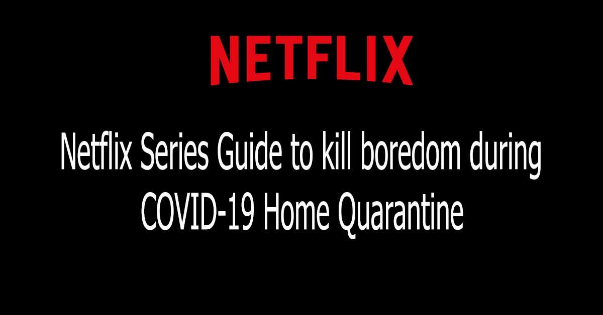 Netflix Series guide