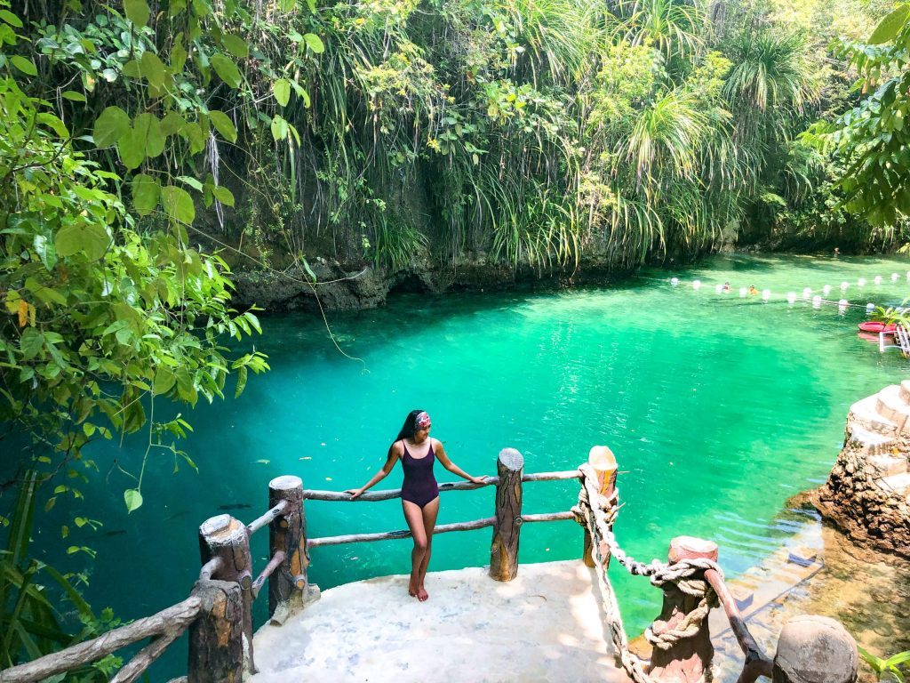 Enchanted River and Tinuy-An Falls DIY