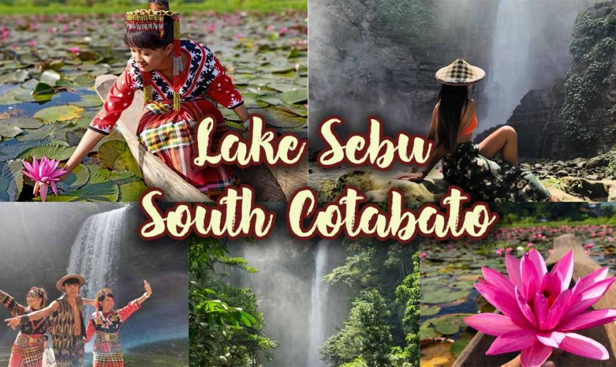 "LAKE SEBU TRAVEL GUIDE: ""The Land of the Dreamweavers"" (2020 Budget & Itineray)"