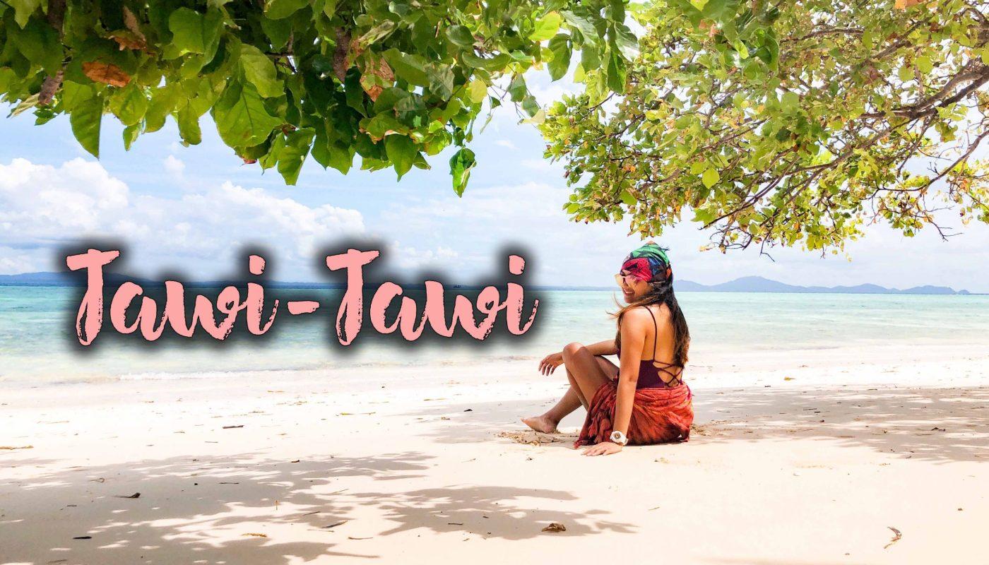 Island Hopping in Tawi-Tawi