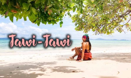 Island Hopping in Tawi-Tawi