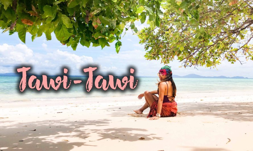 ISLAND HOPPING IN TAWI-TAWI 2020: SOUTHERN MOST PART OF THE PHILIPPINES