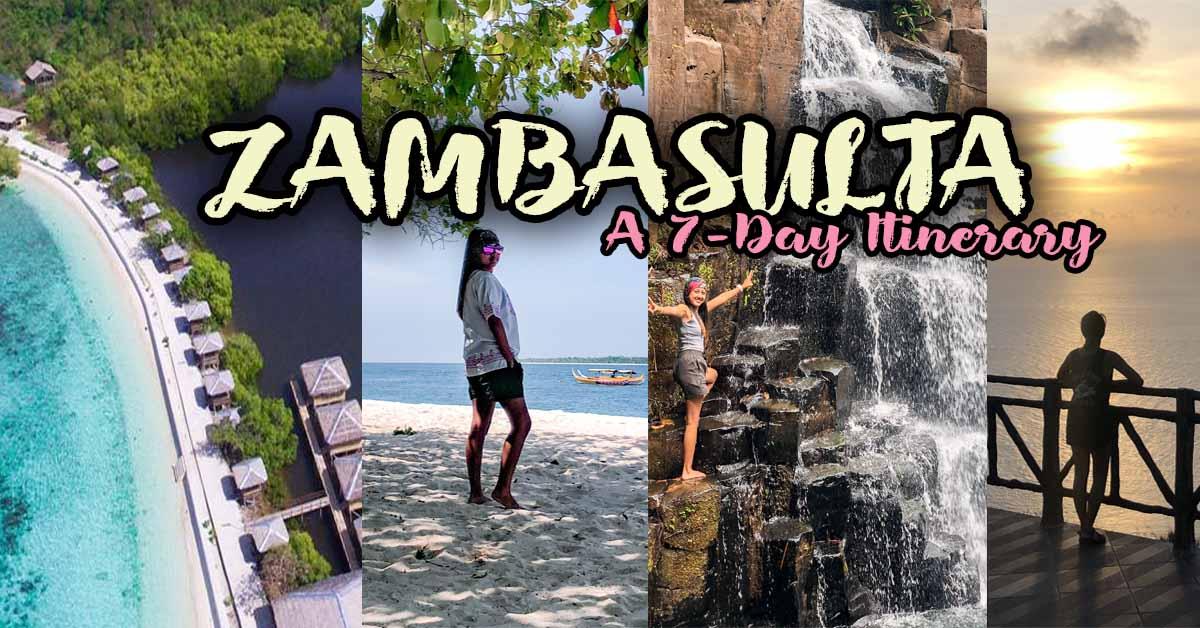 ZAMBASULTA DIY TRAVEL GUIDE