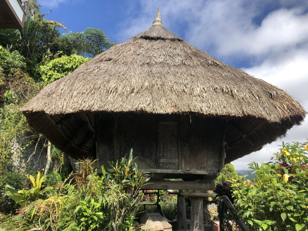 Ifugao Native House