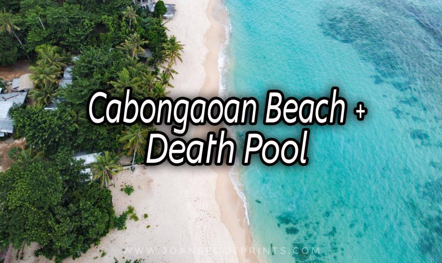ULTIMATE GUIDE: Cabongaoan Beach + Death Pool in Burgos Pangasinan (DIY Budget & Itinerary)