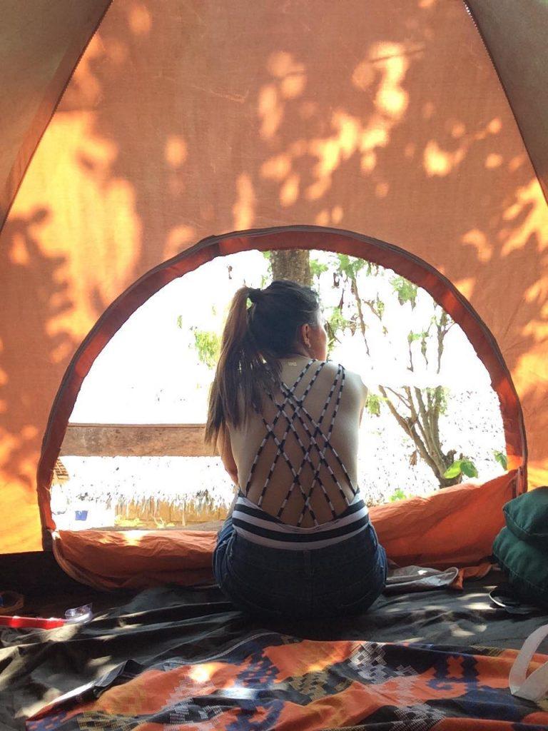 camping jomalig island