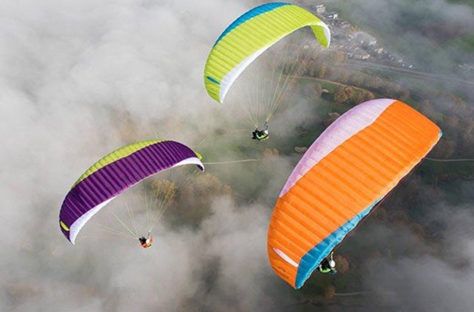 paragliding near manila