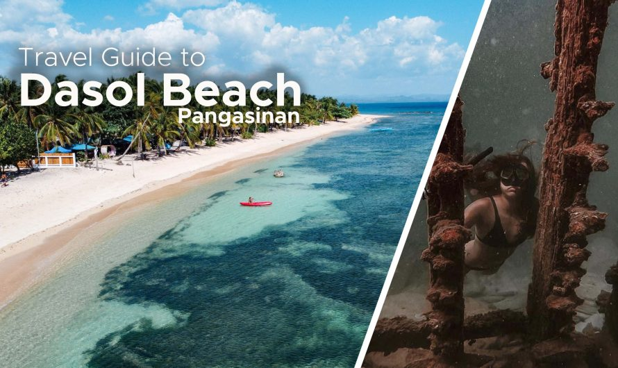 2021 Dasol Beach in Pangasinan + Shipwreck Diving: Itinerary & Budget
