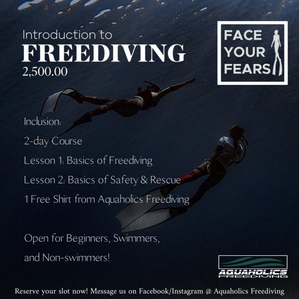 Aquaholics Freediving