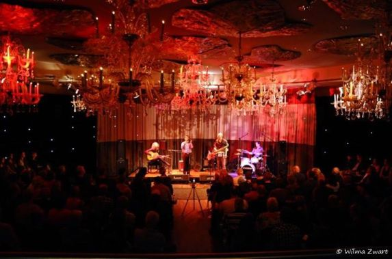 Pablo Martínez Flamenco-Jazz Band - Concertgebouw, Amsterdam (Netherlands) 29.09.13