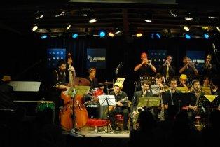 Big Banana Reunion - Nova Jazz Cava, Terrassa (Catalonia) 10/06/10