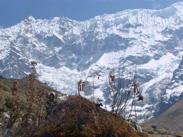 Huamantay Glacier