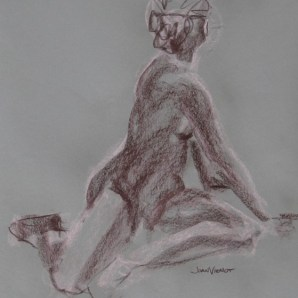 2011-0119 Gesture, looking away