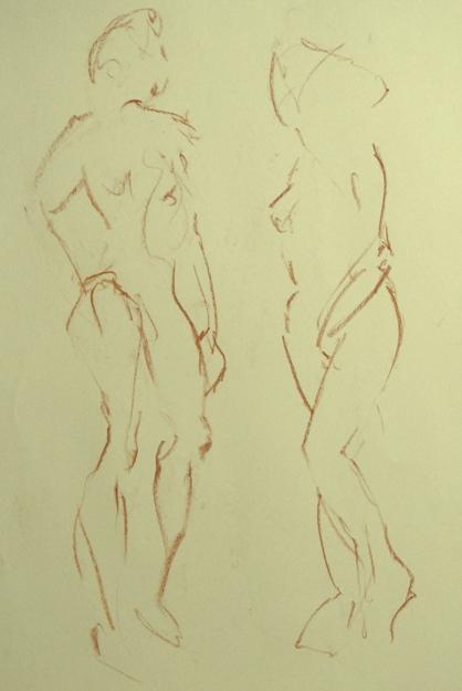 2012-0314 Standing 1-minute gestures