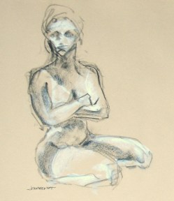Warm-up Gesture by Joan Vienot